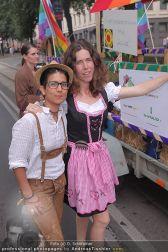 Regenbogen Parade - Ring Wien - Sa 18.06.2011 - 30