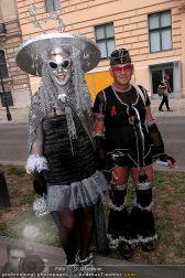 Regenbogen Parade - Ring Wien - Sa 18.06.2011 - 38