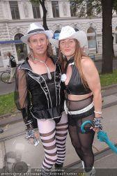 Regenbogen Parade - Ring Wien - Sa 18.06.2011 - 75