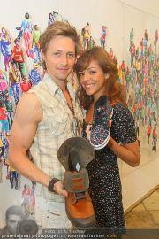 Humanic Vernissage - Galerie Suppan - Mi 29.06.2011 - 15