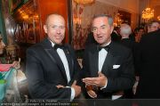 Fete Imperiale Empfang - Hotel Sacher - Do 07.07.2011 - 10