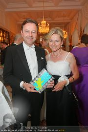 Fete Imperiale Empfang - Hotel Sacher - Do 07.07.2011 - 11