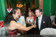 Fete Imperiale Empfang - Hotel Sacher - Do 07.07.2011 - 12