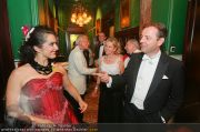 Fete Imperiale Empfang - Hotel Sacher - Do 07.07.2011 - 13