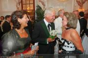 Fete Imperiale Empfang - Hotel Sacher - Do 07.07.2011 - 14