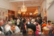 Fete Imperiale Empfang - Hotel Sacher - Do 07.07.2011 - 15