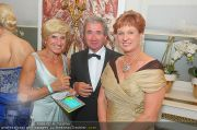 Fete Imperiale Empfang - Hotel Sacher - Do 07.07.2011 - 16