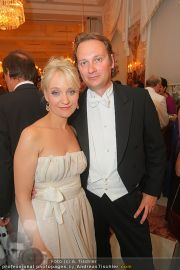 Fete Imperiale Empfang - Hotel Sacher - Do 07.07.2011 - 17