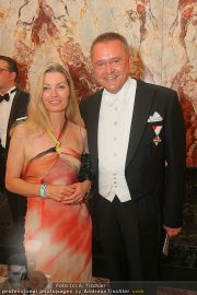 Fete Imperiale Empfang - Hotel Sacher - Do 07.07.2011 - 24