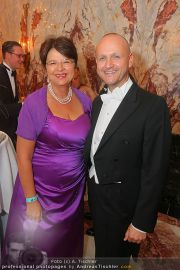 Fete Imperiale Empfang - Hotel Sacher - Do 07.07.2011 - 26
