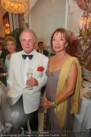 Fete Imperiale Empfang - Hotel Sacher - Do 07.07.2011 - 30