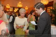 Fete Imperiale Empfang - Hotel Sacher - Do 07.07.2011 - 33