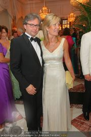 Fete Imperiale Empfang - Hotel Sacher - Do 07.07.2011 - 34