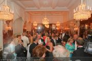 Fete Imperiale Empfang - Hotel Sacher - Do 07.07.2011 - 35