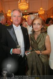 Fete Imperiale Empfang - Hotel Sacher - Do 07.07.2011 - 44