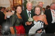 Fete Imperiale Empfang - Hotel Sacher - Do 07.07.2011 - 49