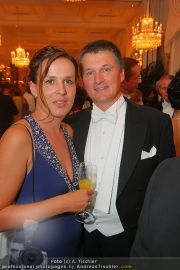 Fete Imperiale Empfang - Hotel Sacher - Do 07.07.2011 - 62