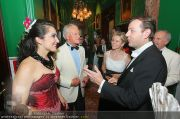 Fete Imperiale Empfang - Hotel Sacher - Do 07.07.2011 - 64