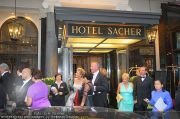 Fete Imperiale Empfang - Hotel Sacher - Do 07.07.2011 - 68