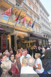 Fete Imperiale Empfang - Hotel Sacher - Do 07.07.2011 - 72