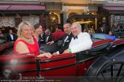 Fete Imperiale Empfang - Hotel Sacher - Do 07.07.2011 - 73