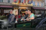 Fete Imperiale Empfang - Hotel Sacher - Do 07.07.2011 - 76