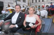Fete Imperiale Empfang - Hotel Sacher - Do 07.07.2011 - 84