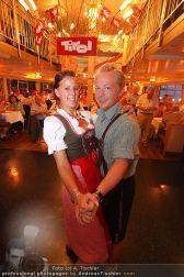 Tiroler Abend - MS Admiral Tegetthoff - Fr 29.07.2011 - 17