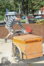 Physik in der Natur - Steinbauerpark - Di 09.08.2011 - 15