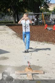 Physik in der Natur - Steinbauerpark - Di 09.08.2011 - 17