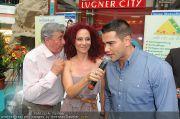 Jesse Metcalfe - Lugner City - Sa 20.08.2011 - 21