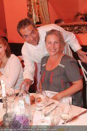 Katerina Jakob Dinner - König von Ungarn - So 28.08.2011 - 7