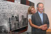 9/11 Emotional Healing - Galerie Hartinger - Do 08.09.2011 - 1