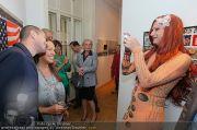 9/11 Emotional Healing - Galerie Hartinger - Do 08.09.2011 - 18
