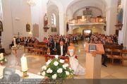 Hochzeit Sprenger - Trauung - Pfarrkirche Gainfarn - Sa 10.09.2011 - 1