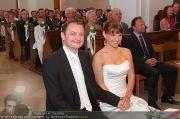 Hochzeit Sprenger - Trauung - Pfarrkirche Gainfarn - Sa 10.09.2011 - 116