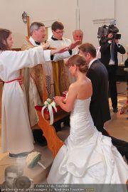 Hochzeit Sprenger - Trauung - Pfarrkirche Gainfarn - Sa 10.09.2011 - 125