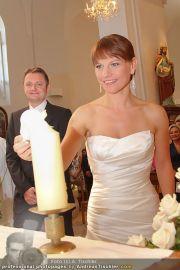 Hochzeit Sprenger - Trauung - Pfarrkirche Gainfarn - Sa 10.09.2011 - 128