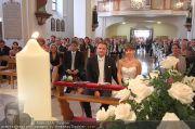 Hochzeit Sprenger - Trauung - Pfarrkirche Gainfarn - Sa 10.09.2011 - 129