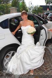 Hochzeit Sprenger - Trauung - Pfarrkirche Gainfarn - Sa 10.09.2011 - 13