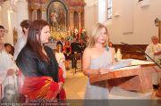 Hochzeit Sprenger - Trauung - Pfarrkirche Gainfarn - Sa 10.09.2011 - 131
