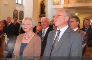 Hochzeit Sprenger - Trauung - Pfarrkirche Gainfarn - Sa 10.09.2011 - 134