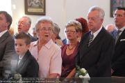 Hochzeit Sprenger - Trauung - Pfarrkirche Gainfarn - Sa 10.09.2011 - 136