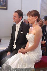 Hochzeit Sprenger - Trauung - Pfarrkirche Gainfarn - Sa 10.09.2011 - 138