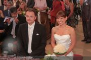 Hochzeit Sprenger - Trauung - Pfarrkirche Gainfarn - Sa 10.09.2011 - 14