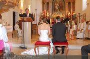 Hochzeit Sprenger - Trauung - Pfarrkirche Gainfarn - Sa 10.09.2011 - 142