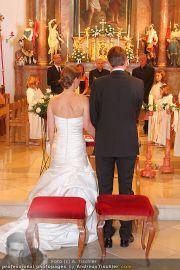 Hochzeit Sprenger - Trauung - Pfarrkirche Gainfarn - Sa 10.09.2011 - 143