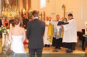 Hochzeit Sprenger - Trauung - Pfarrkirche Gainfarn - Sa 10.09.2011 - 144