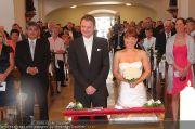 Hochzeit Sprenger - Trauung - Pfarrkirche Gainfarn - Sa 10.09.2011 - 145