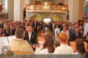 Hochzeit Sprenger - Trauung - Pfarrkirche Gainfarn - Sa 10.09.2011 - 19